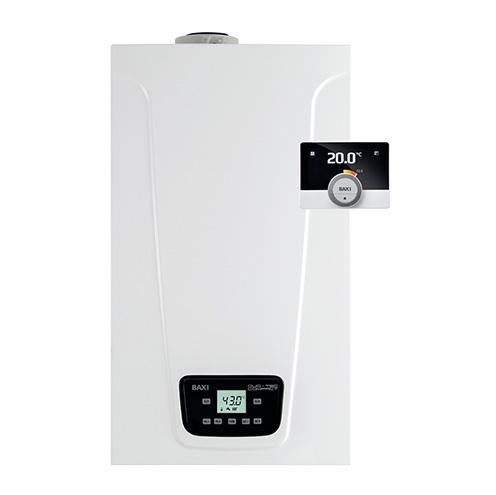 Baxi Duo-Tec E Compact only at Panthermiki.